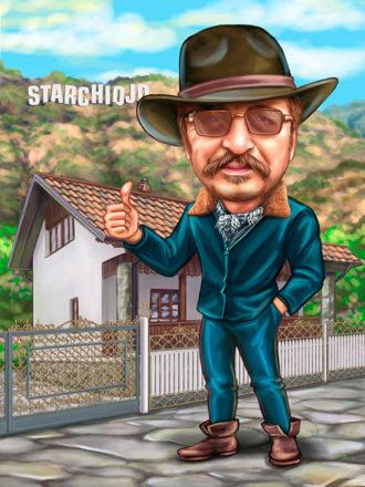 Digitalna-karikatura-farm