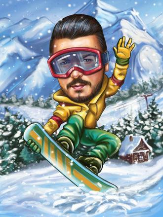 Digitalna-karikatura-winter