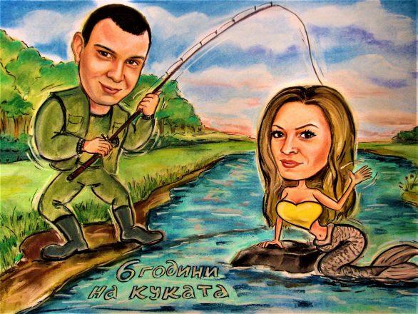 Pastelna_karikatura_za_ribar